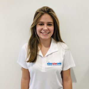 Joanna - Star Synchro swimmer & amazing Aquatic Educator