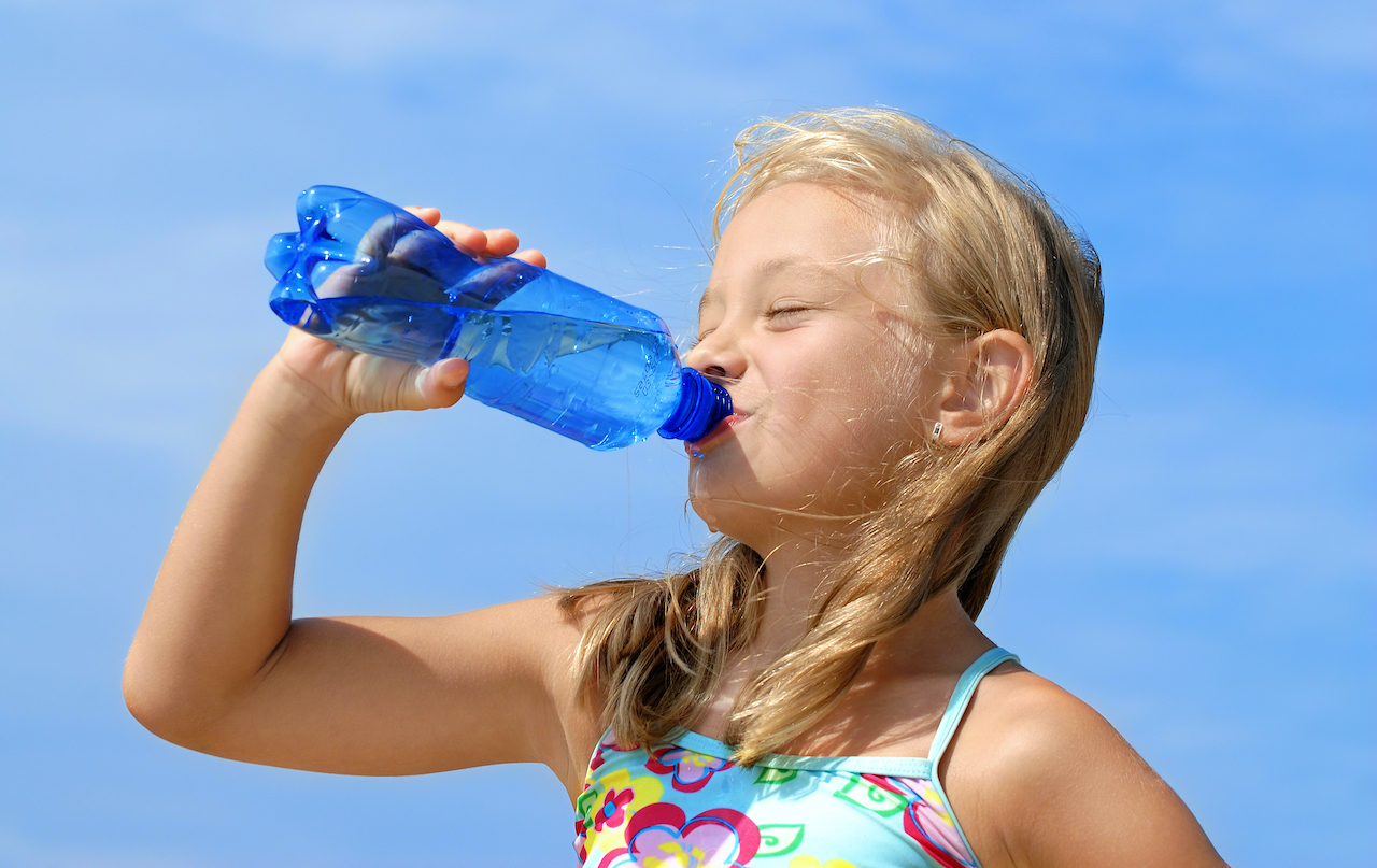 The Importance Of Hydrating While Swimming