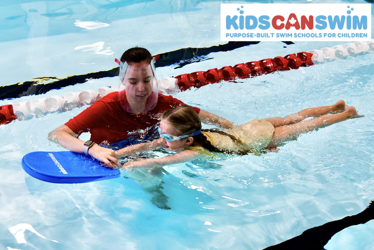 How We Keep Your Kids Focused And Learning During Swimming Lessons